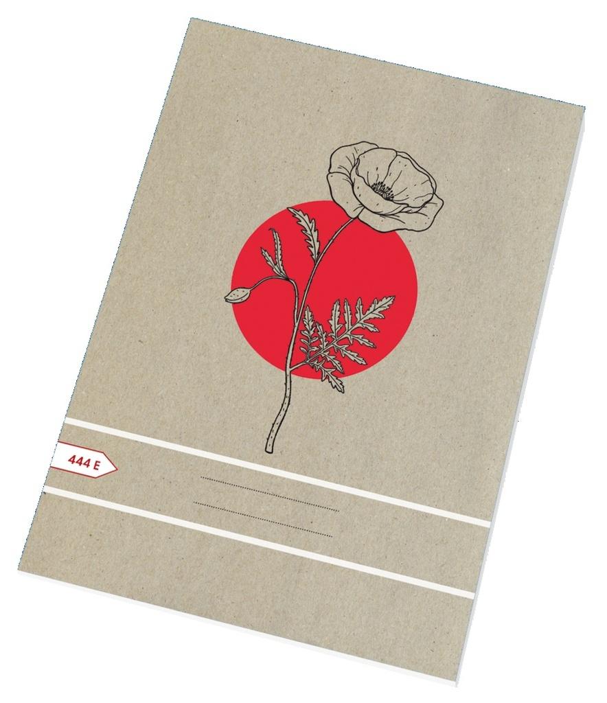 Papírny Brno sešity školní ECONOMY 40 listů A4 linka 444