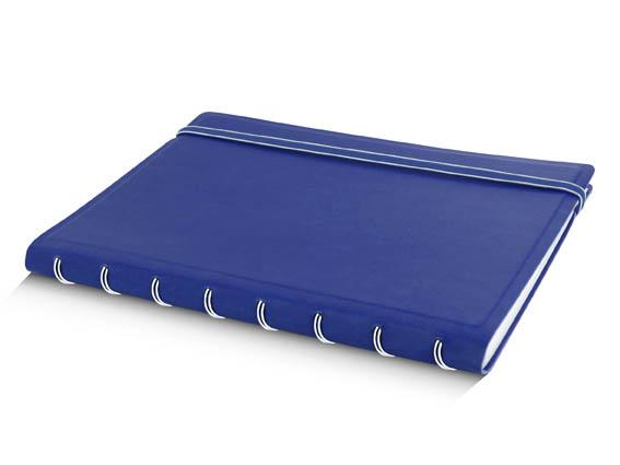 Poznámkový blok Filofax Notebook - A5 / modrá