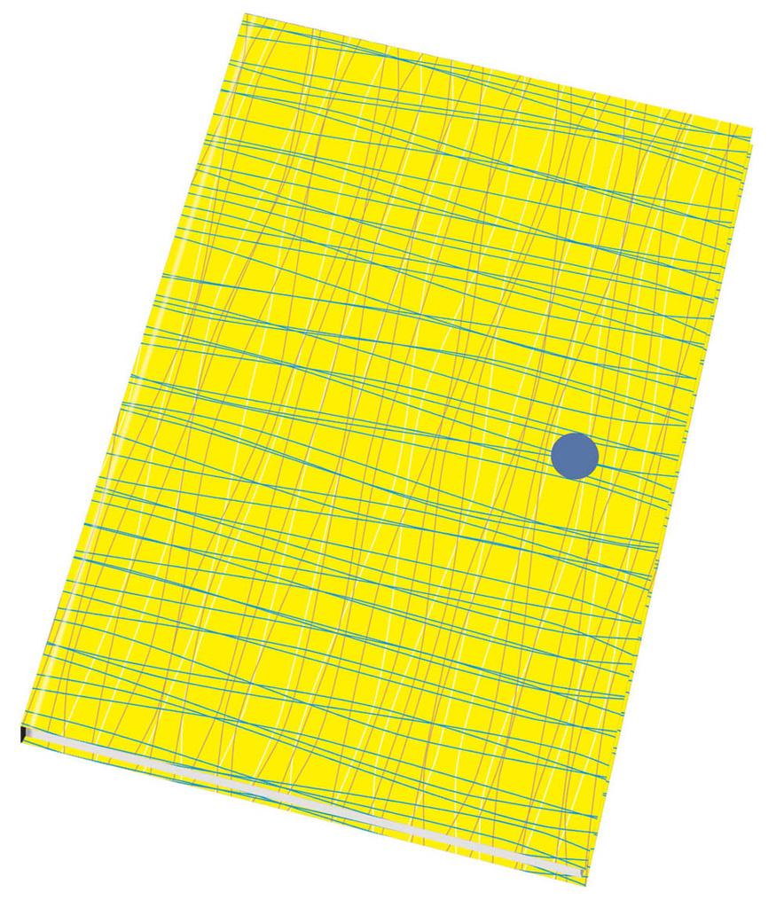 Kniha záznamní šitá Papírny Brno - A5 / linka / 96 listů / index A - Z