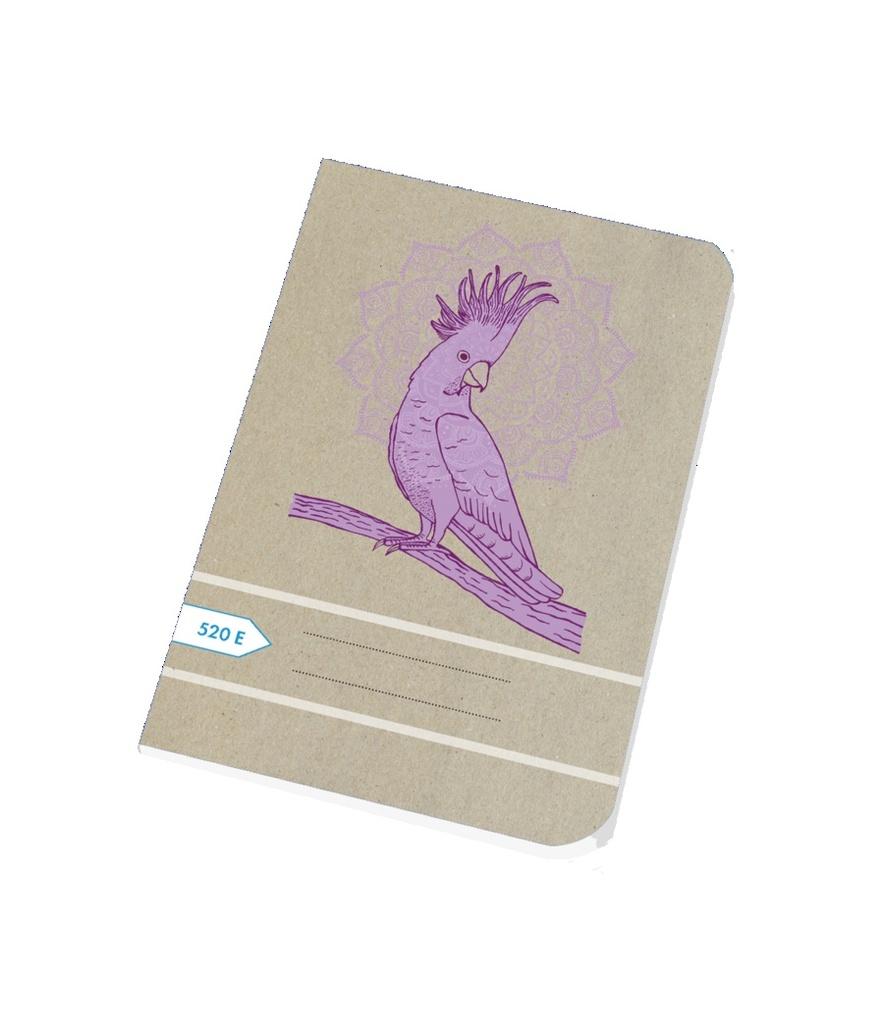Papírny Brno sešit školní ECONOMY 20 listů A5 čistý 520