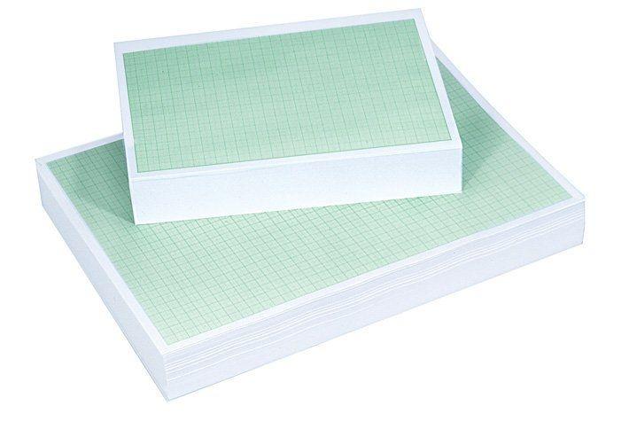 Milimetrový papír - blok A4 / volné archy