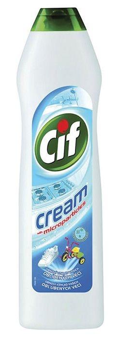 Cif - tekutý krém / 250 ml / bílý