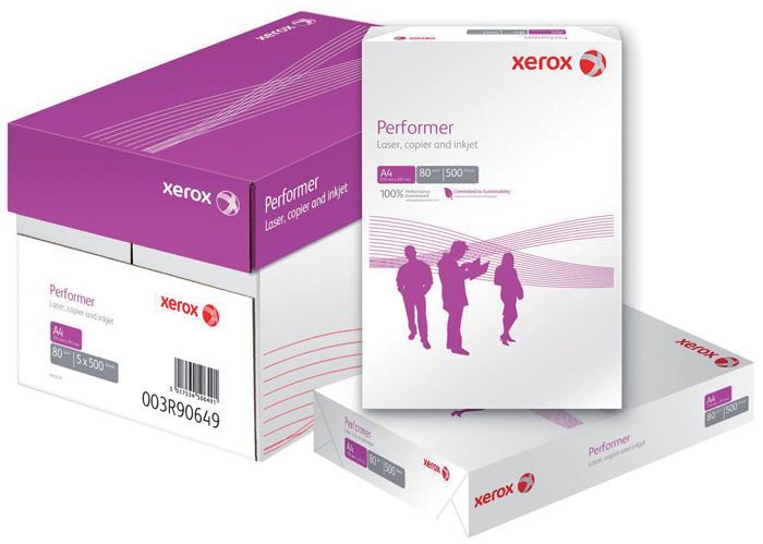 Xerografický papír Xerox Performer - A4 80 g / 500 listů