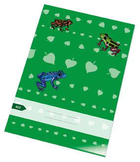 Papírny Brno sešit školní PREMIUM 20 listů A4 čtvereček 425