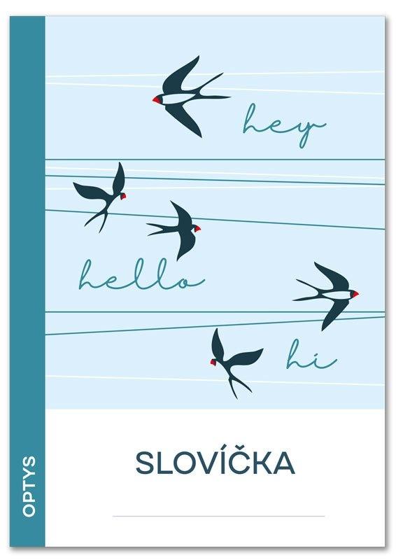 Sešity na slovíčka - A6 / 28 listů
