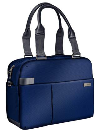 """Dámská taška na notebook Leitz Complete - modrá / 13,3"""""""