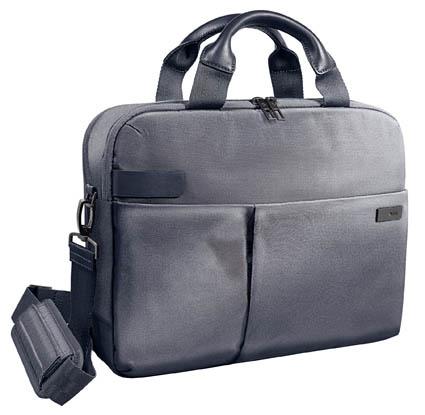 555d21b63 Taška na notebook Leitz Complete - stříbrná/ 13,3