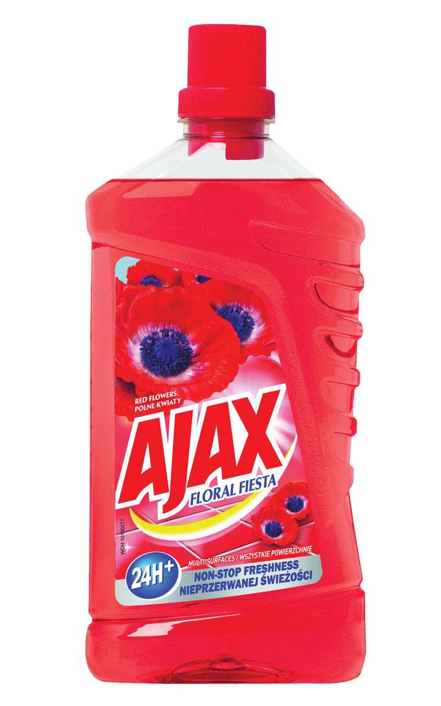 Ajax univerzál - Red Flower / červený / 1 l