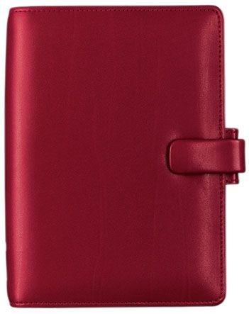 Filofax Metropol A6 osobní týdenní červená