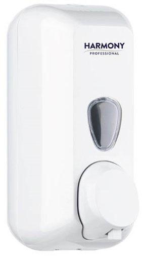 Zásobník na pěnové mýdlo Harmony Professional - bílá / 0,5 l