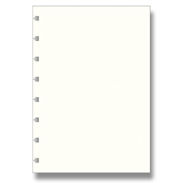 Náhradní listy Filofax Notebook - A5 / čistý