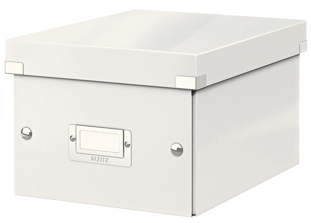 Krabice Leitz Click & Store - S malá / bílá