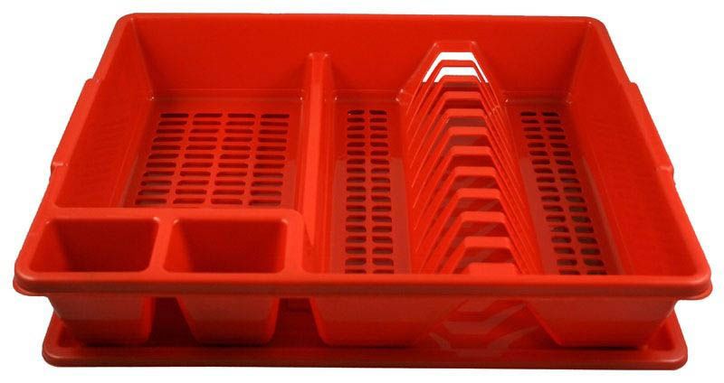 Odkapávač Klasik na nádobí - barevný mix