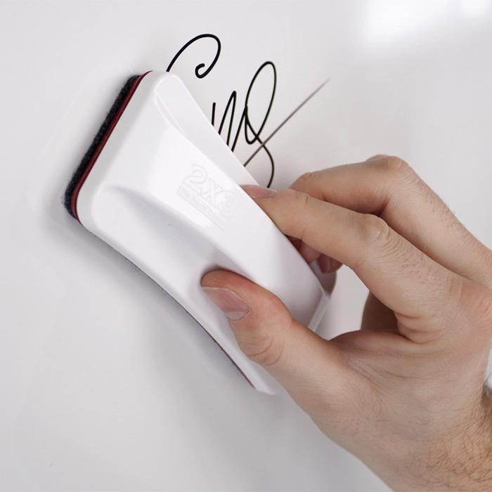 Mazací houby - magnetická stěrka s ergonomickým profilem