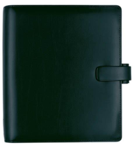 Filofax Metropol A6 osobní týdenní černá