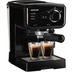 Pákový espresso kávovar Sencor - SES 2010BK
