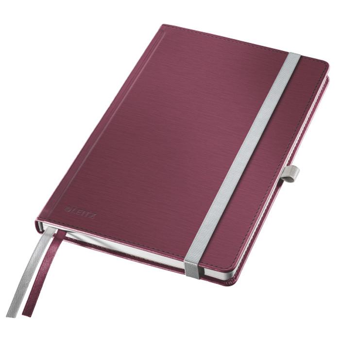 Kniha záznamní Style - A5 / granátově červená