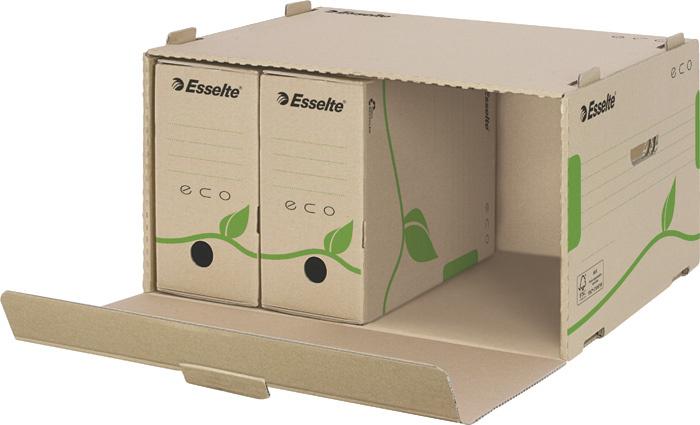 Archivní kontejnery Esselte ECO - na boxy /otevírání zepředu