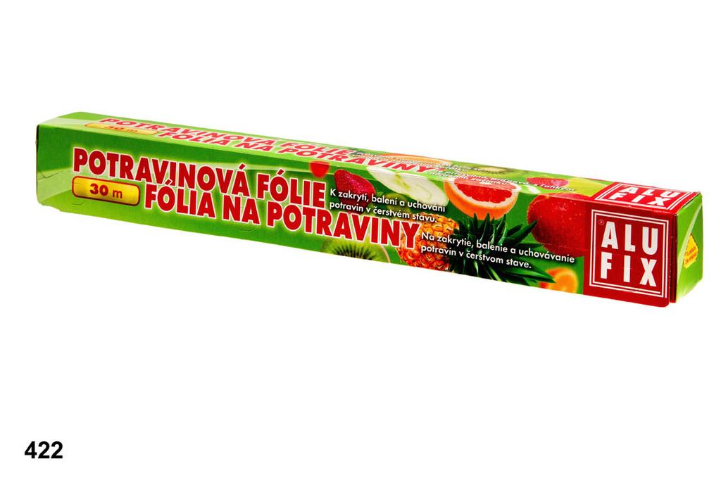 Potravinová fólie Alufix  -  šíře 30 cm / návin 30 m