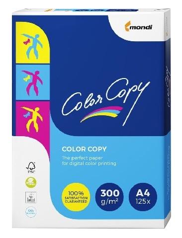 Xerografický papír ColorCopy - A4 300 g / 125 listů