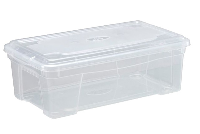 Plastové boxy SPACE - 8,7 l / 42 x 24 x 14 cm