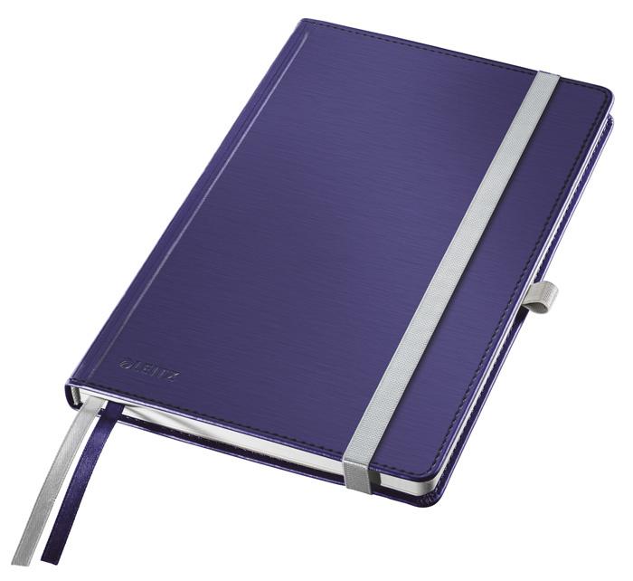 Kniha záznamní Style - A5 / titanově modrá