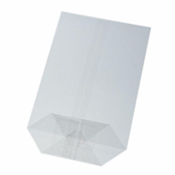 Celofánové sáčky -  200 x 350 mm / 100 ks / křížové dno