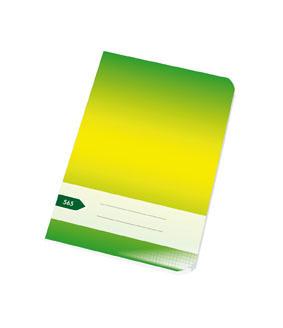 Papírny Brno sešit školní PREMIUM 60 listů A5 čtvereček 565