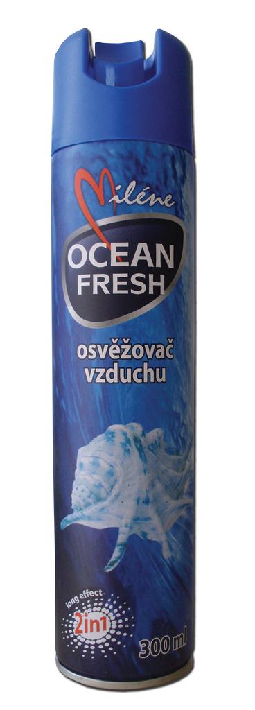 Osvěžovače spray Miléne - ocean