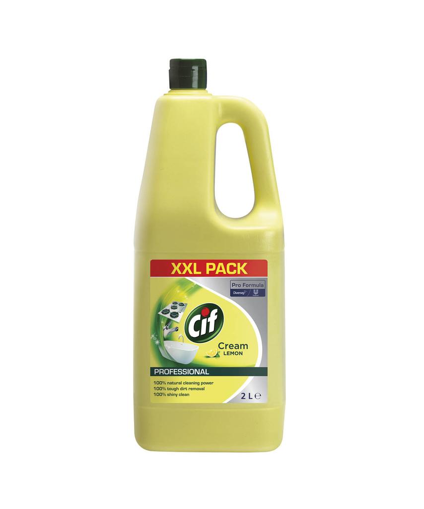 Cif - tekutý krém / 2 l / citrus