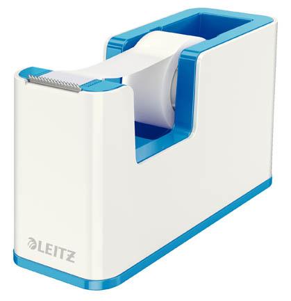 Stolní odvíječ lepicí pásky Leitz WOW - modrá