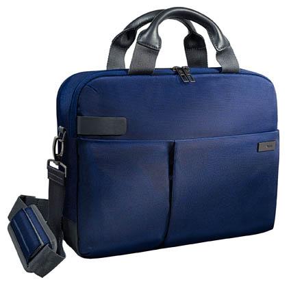 "Taška na notebook Leitz Complete - modrá / 13,3"""