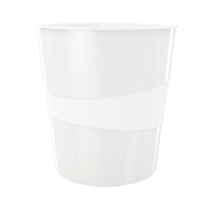 Koš odpadkový WOW - bílá