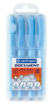 Liner Cetropen 2631 Document - sada 4 ks