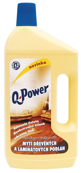 Q-Power čistící prostředek - čistič / 1000 ml