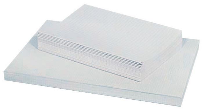 Psací papír - čtverečkovaný