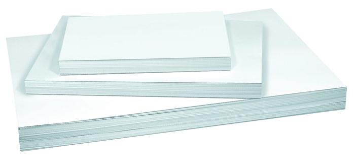 Papírny Brno Kreslicí karton A2 220g bílý