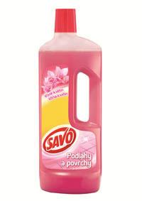 SAVO na podlahu - univerzál na podlahu / 750 ml