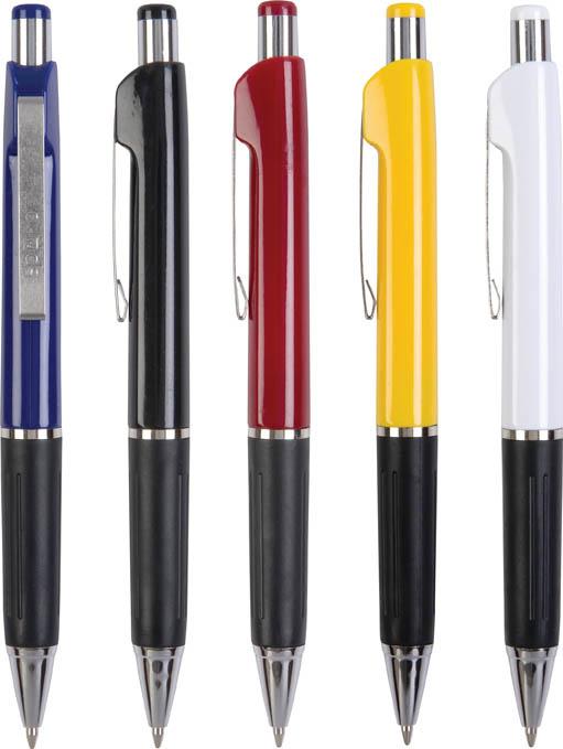 Kuličkové pero Spoko 114 - barevný mix