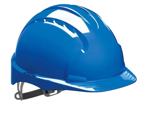 Přilba ochranná EVO 7 - modrá