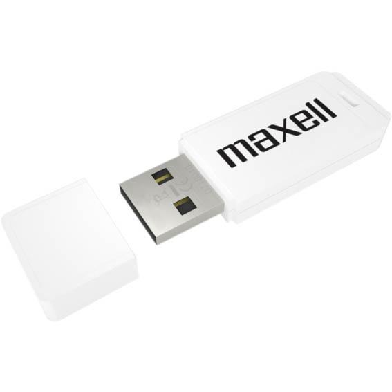 Flash Disc Maxel - bílá / 32 GB
