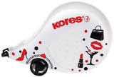Opravný roller Kores Scooter Black & White -  4,2 mm x 8 m
