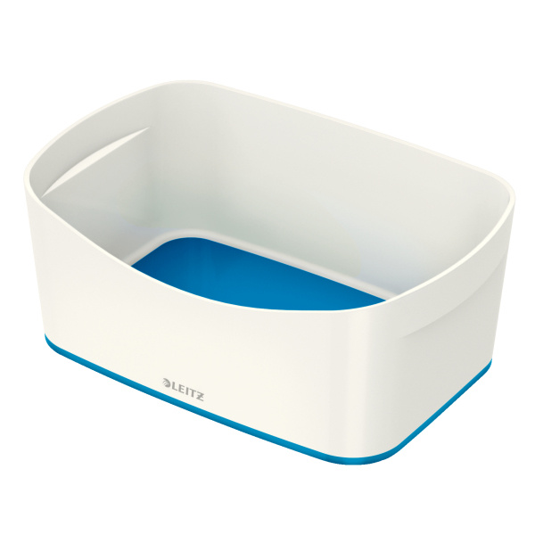 Organizační box Leitz MyBox - bílo - modrá