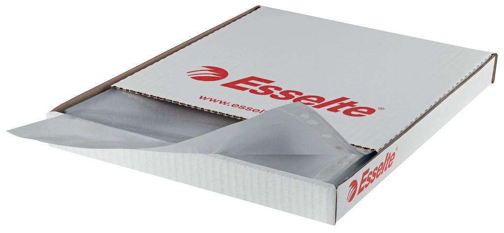 Závěsný obal Esselte Economy -  A4 matný / 43 my / 100 ks