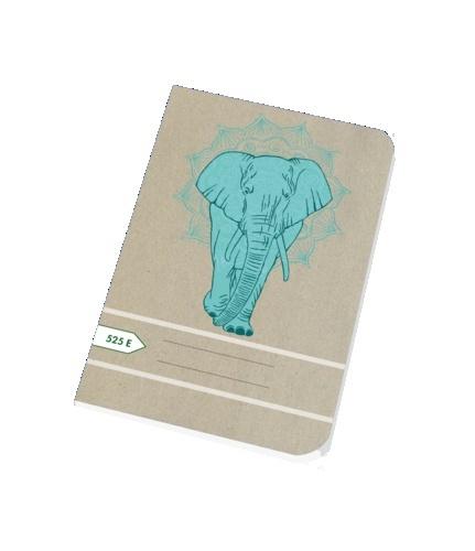 Papírny Brno sešit školní ECONOMY 20 listů A5 čtevereček 525