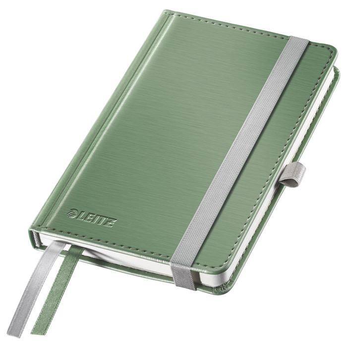 Kniha záznamní Style - A5 / zelenkavá
