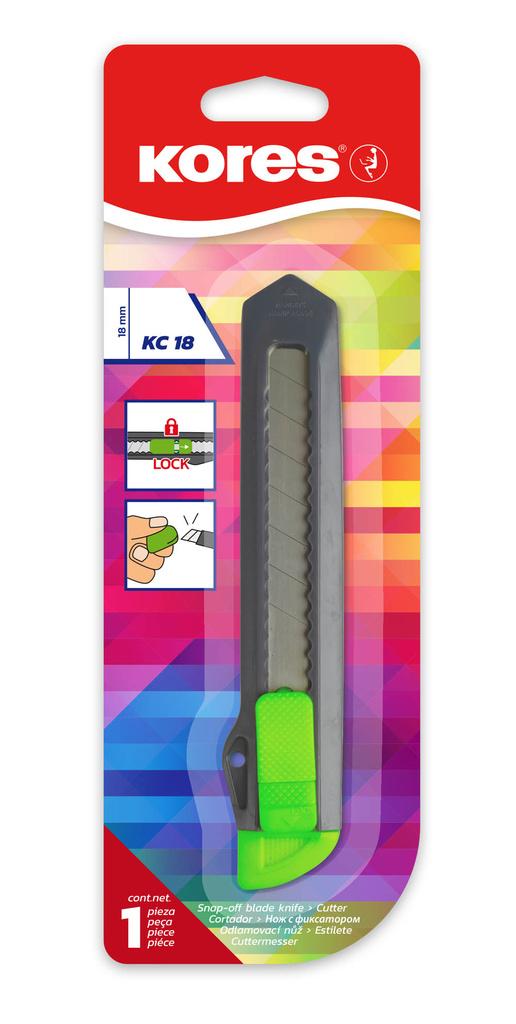 Odlamovací nože Kores - K18 / nůž velký