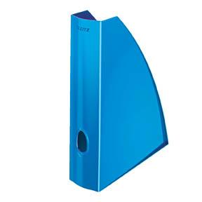 Stojan na spisy Leitz WOW - modrá