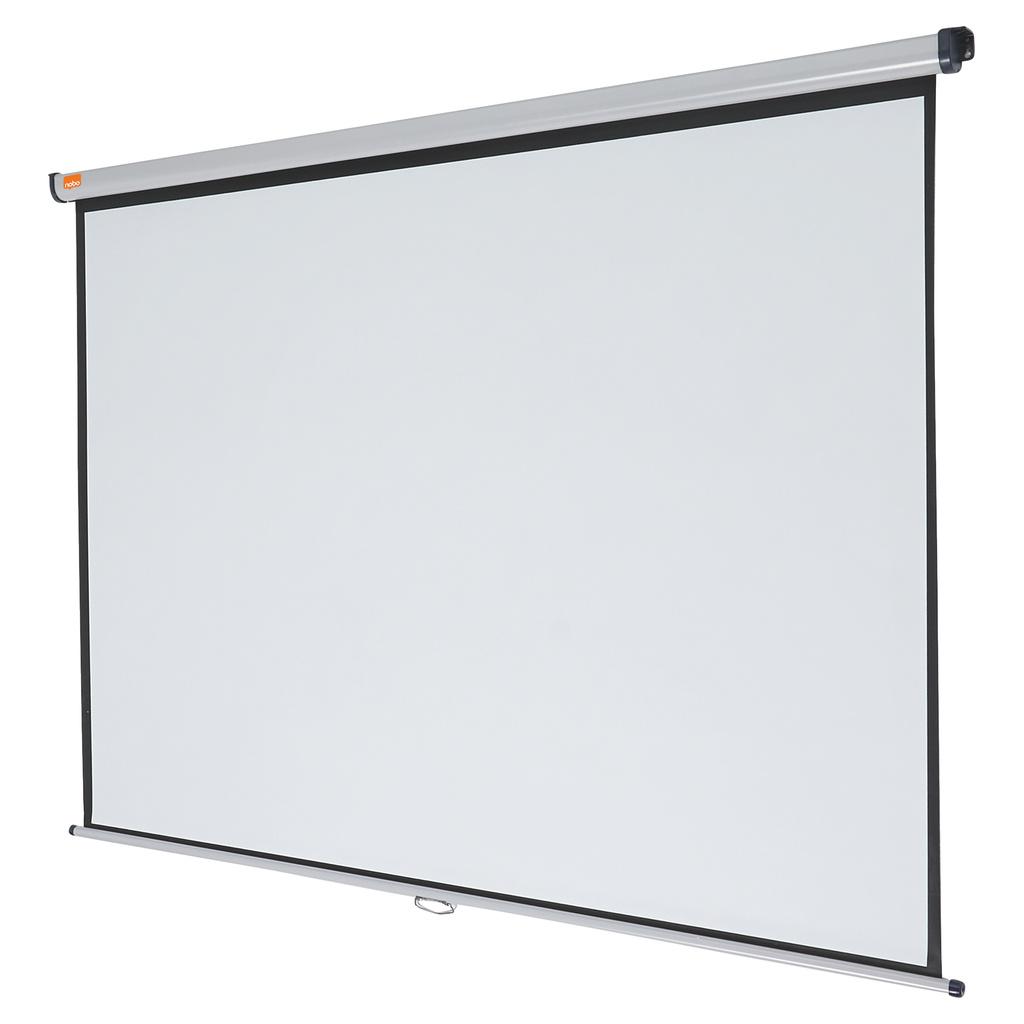 Plátno projekční 4:3 na zeď - 200 x 151,3 cm