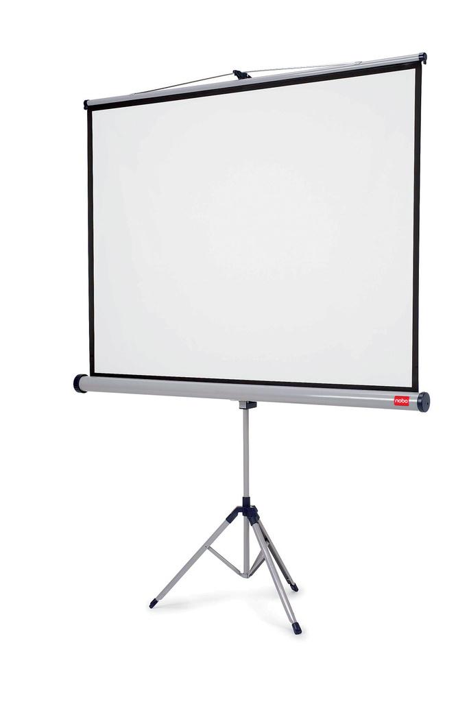 Plátno projekční 4:3 s podstavcem - 150 x 113,8 cm